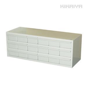 パーツキャビネット 軽量部品棚 部品収納棚 (小物入れ) KIKAIYA|kikaiya-work-shop