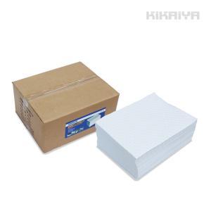 油吸着マット オイルキャッチシート 50枚入り 500×400×厚み5mm KIKAIYA|kikaiya-work-shop