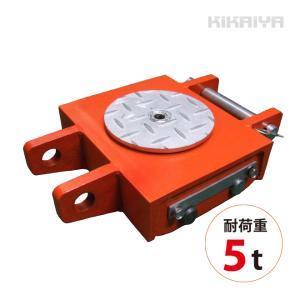 重量物移動ローラー マシンローラー5トン スピードローラー 重量物運搬 KIKAIYA kikaiya-work-shop