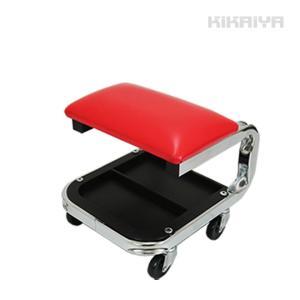 メカニックシート ヘビーデューティー ローラーシート 「すご楽」 作業椅子 KIKAIYA kikaiya-work-shop