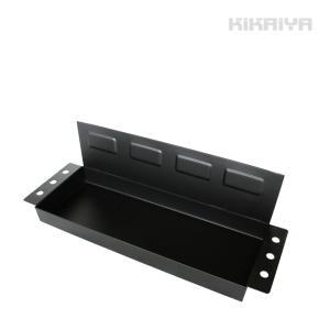 マグネットトレイ ドライバー挿し兼用 ツールホルダー ドライバーホルダー (スプレー缶ホルダー) KIKAIYA|kikaiya-work-shop