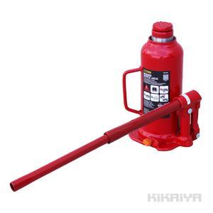 油圧ジャッキ12トン トラックジャッキ ボトルジャッキ KIKAIYA|kikaiya-work-shop