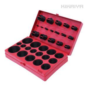 Oリングセット 419個セット 32種類 耐油 ゴム製 ゴムパッキン  KIKAIYA|kikaiya-work-shop