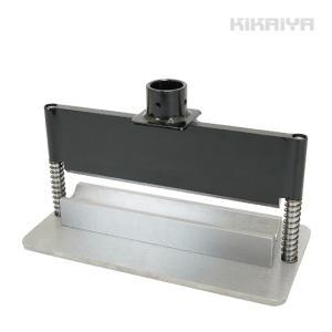 プレスブレーキ アタッチメント W300mm 油圧プレス用 メタルベンダー 厚物加工  KIKAIYA|kikaiya-work-shop