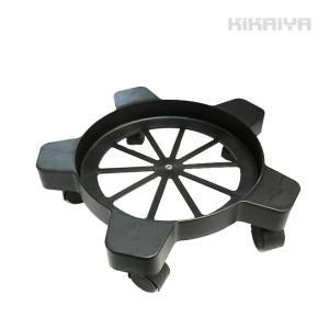 ペール缶ドーリー ペール台車 ペール缶台車 丸型ドーリー KIKAIYA|kikaiya-work-shop