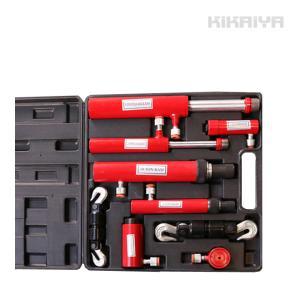 ポートパワー 押しラム引きラムセット 油圧シリンダー KIKAIYA|kikaiya-work-shop