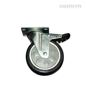 ローラーキャビネット7段用 自在キャスター(2個セット) KIKAIYA kikaiya-work-shop
