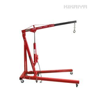 エンジンクレーン 2トン エアーポンプ付  (エアー手動兼用)  マルチクレーン 6ヶ月保証(個人様は営業所止め) KIKAIYA kikaiya-work-shop