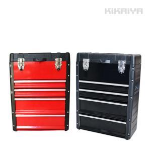 ツールボックスキャリー 5段 スリム型 工具箱 キャビネット ハンドツール ツールステーション 移動型ツールボックス トロリー トローリー  KIKAIYA|kikaiya-work-shop