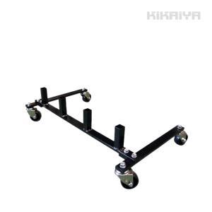 油圧式ホイールカードーリー専用ドーリースタンド KIKAIYA|kikaiya-work-shop