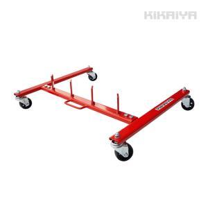 ドーリースタンド 油圧式カードーリー(HDO-4)専用 油圧ドーリー KIKAIYA|kikaiya-work-shop