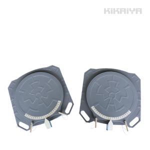 ターニングラジアスゲージ 2個セット 軽量アルミ製 認証工具 KIKAIYA|kikaiya-work-shop