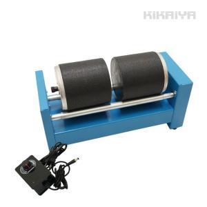 ロックタンブラー 15LB 研磨機 バレル研磨機 回転バレル ウェットブラスト アクセサリー 小物 天然石 金属 パーツ研磨 面取り KIKAIYA kikaiya-work-shop