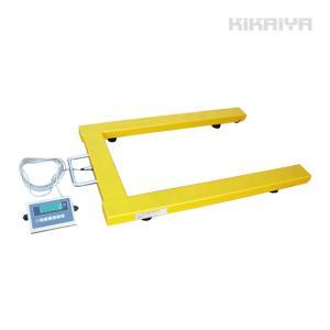 U字型テーブルスケール2トン(コンパクト) パレットスケール 計量器 台秤(個人様は営業所止め) KIKAIYA|kikaiya-work-shop