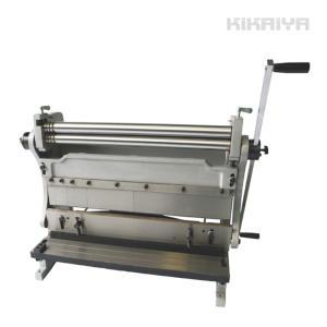 KIKAIYA 複合機3in1 610(大) メタルシャー&ブレーキ&3本ロール(個人宅配達不可)|kikaiya