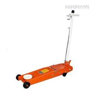 KIKAIYA 低床エアージャッキ2トン ガレージジャッキ フロアジャッキ 6ヶ月保証(個人宅配達不可)|kikaiya