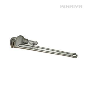 アルミパイプレンチ600mm 24インチ|kikaiya