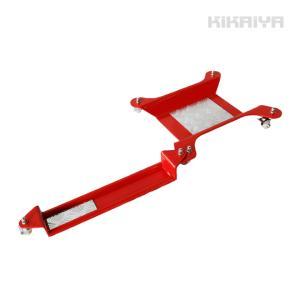 KIKAIYA バイクドーリー サイドスタンド バイク移動ツール 耐荷重300kg|kikaiya