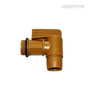 KIKAIYA ドラム缶コック ドラム缶用バルブ ドラムコック(樹脂製)|kikaiya
