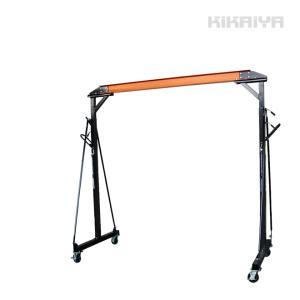 KIKAIYA 門型クレーン ガントリークレーン エンジンクレーン 移動式(法人様のみ配送可)|kikaiya