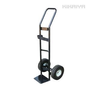 KIKAIYA ボンベ台車1本積用(ベルトタイプ) ボンベカート1本用 運搬車【個人宅配達不可・商品代引き不可】|kikaiya