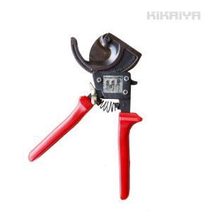 配線ケーブルカッター ラチェット式|kikaiya