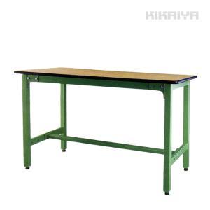 軽量作業台 ワークテーブル ワークベンチ 耐荷重300kg W1200xD600xH735mm (法人様のみ配送可)(代引不可) KIKAIYA kikaiya