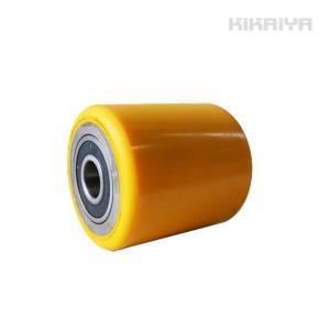 交換用ローラー1個 ウレタンローラー(マシンローラー5トン用) KIKAIYA|kikaiya