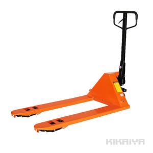 ハンドリフト2500kg 横移動兼用 トラバース 4方向 フォーク長さ1150mm フォーク全幅685mm ハンドパレット(法人様のみ配送可) KIKAIYA|kikaiya