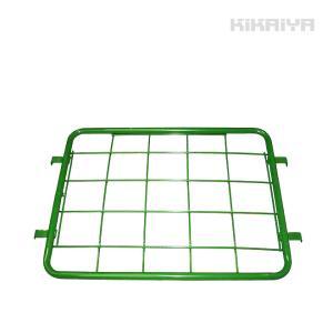 カゴ台車 ロールボックス(RB-08専用) 中間棚(緑) KIKAIYA|kikaiya