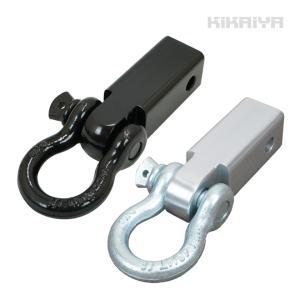 レシーバーDリング 2インチヒッチ用 ウインチ KIKAIYA|kikaiya