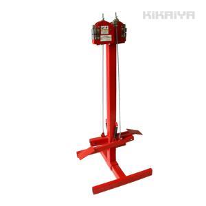 KIKAIYA シュリンカー/ストレッチャー フットペダル式【 商品代引不可 】|kikaiya