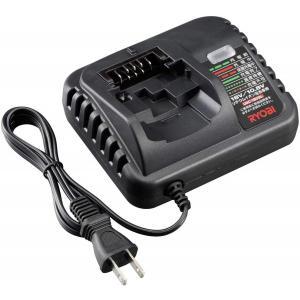 RYOBI(リョービ) 18V/10.8Vバッテリ用充電器 UBC-1803L 6407221|kikaiyasan