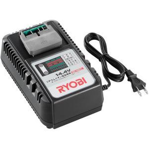 RYOBI(リョービ) 14.4Vバッテリ用充電器 BC-1401L 3406151|kikaiyasan