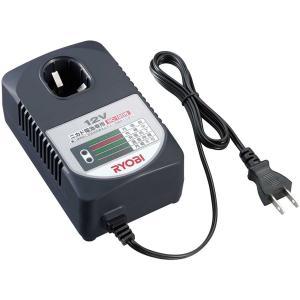 RYOBI(リョービ) 12Vバッテリ用充電器 BC-1205 6406131|kikaiyasan