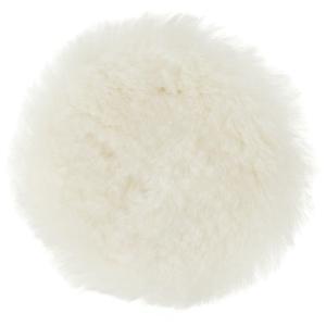 RYOBI(リョービ) サンダポリッシャ用羊毛バフ(RSE-1250他用) 6612525|kikaiyasan
