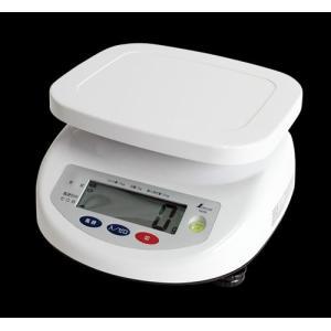 シンワ測定 デジタル上皿はかり 取引証明用(3kg) 70191|kikaiyasan