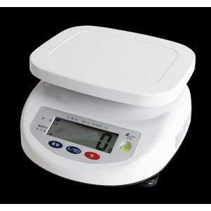 シンワ測定 デジタル上皿はかり 取引証明用(6kg) 70192|kikaiyasan