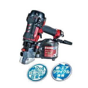 マキタ 75mm高圧釘打機(エアダスタ付) AN731H|kikaiyasan