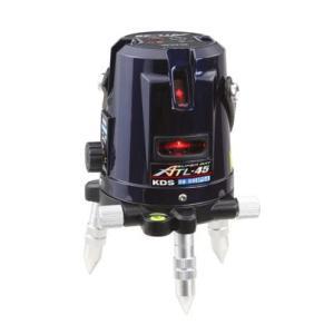 ムラテックKDS オートラインレーザー スーパーレイ ATL-45RSA (受光器、三脚セット)|kikaiyasan