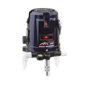 ムラテックKDS オートラインレーザー スーパーレイ ATL-55RSA (受光器、三脚セット)|kikaiyasan