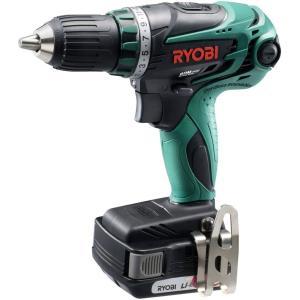 RYOBI(リョービ) 14.4V充電式ドリルドライバ(1,500mAh) BDM-1410(647701A)|kikaiyasan
