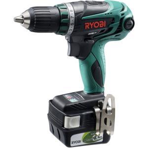 RYOBI(リョービ) 14.4V充電式ドリルドライバ(3,000mAh) BDM-143(647700A) kikaiyasan