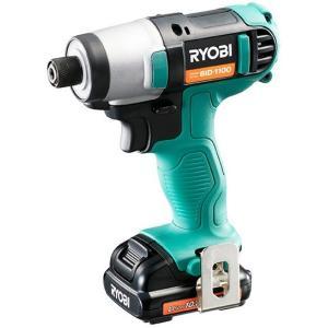 RYOBI(リョービ) 10.8V充電式インパクトドライバ(1,300mAh) BID-1100(688805A)|kikaiyasan