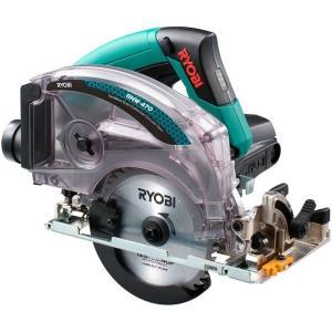 RYOBI(リョービ) 14.4V-125mm充電式集じん丸ノコ(3,000mAh) BNW-470(612012A) |kikaiyasan