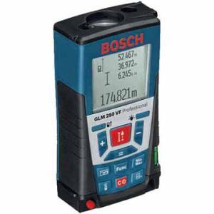 BOSCH レーザー距離計GLM250VF|kikaiyasan