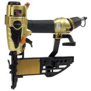 日立工機 4mm高圧フロア用タッカーN5004HMF|kikaiyasan