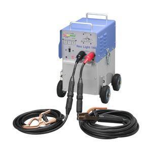 マイト工業 バッテリー溶接機 ネオライト140 MBW-140-1|kikaiyasan