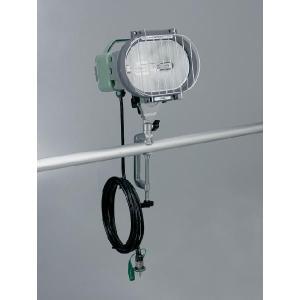 ハタヤ 瞬時再点灯型150W型メタルハライドライトMLV-105KH(バイス取付タイプ) kikaiyasan