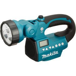 マキタ 充電式ライト付ラジオMR050(バッテリ、充電器別売)|kikaiyasan